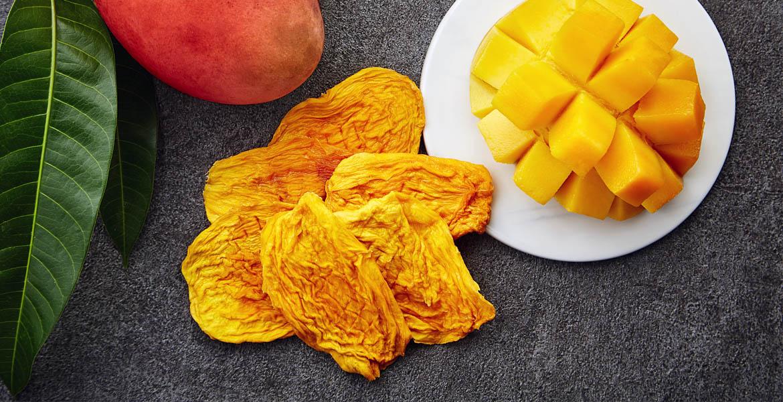 DIY芒果乾|簡單三個步驟,自製天然芒果乾