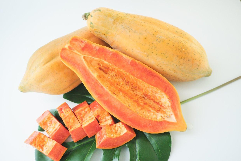 木瓜營養大解密|不只是水果,木瓜的營養價值多到炸裂!