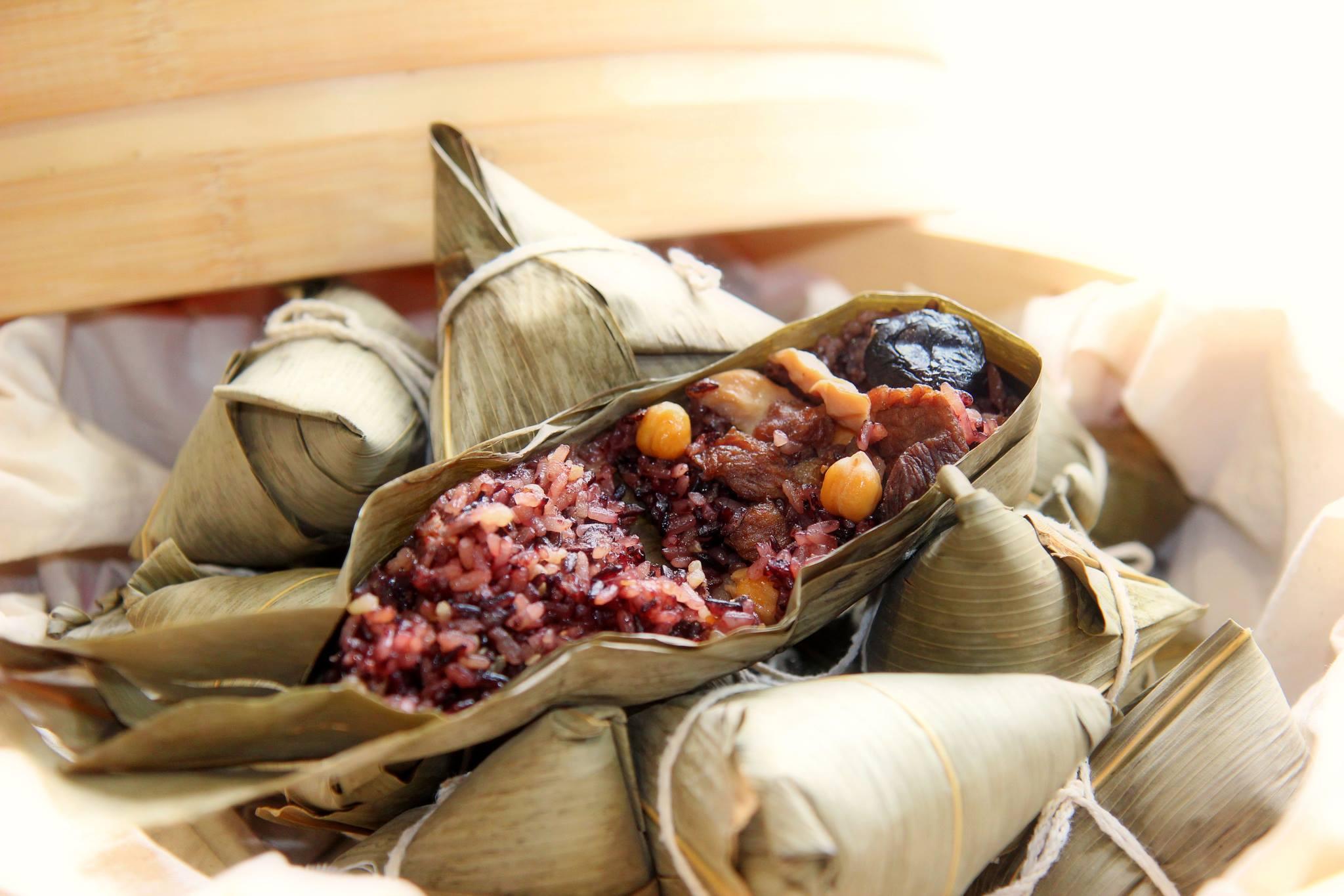 粽子也可以是輕食|端午節必吃的健康低熱量粽子