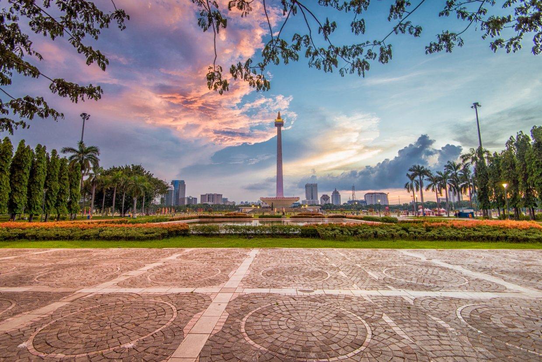 雅加達國家紀念碑Monumen Nasional