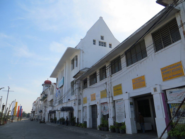 雅加達舊城區Kota Tua