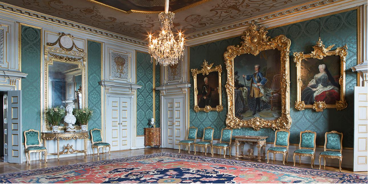 瑞典卓寧霍姆皇宮