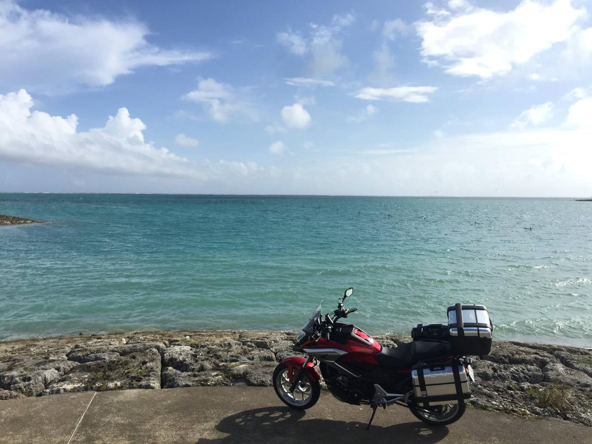 沖繩租機車環島