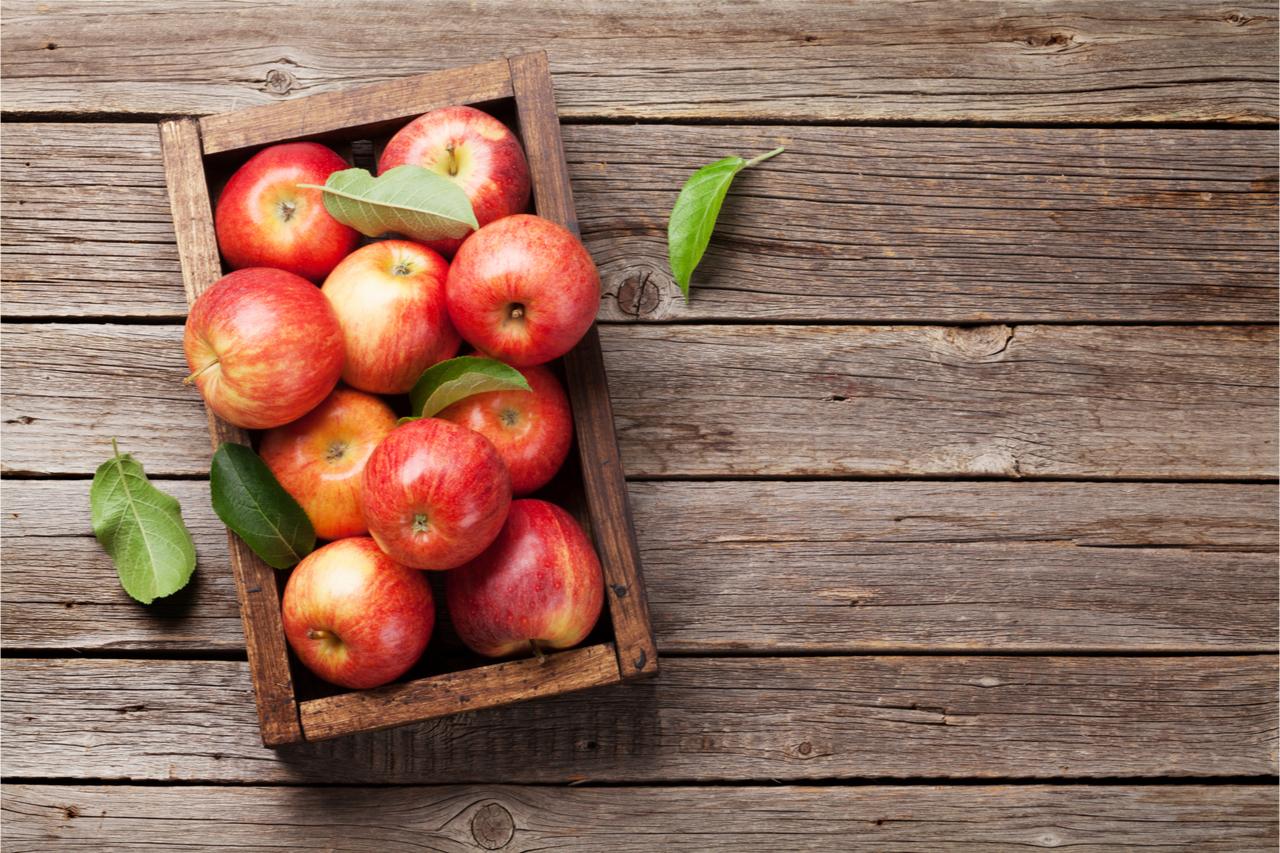 吃蘋果,好處多多!