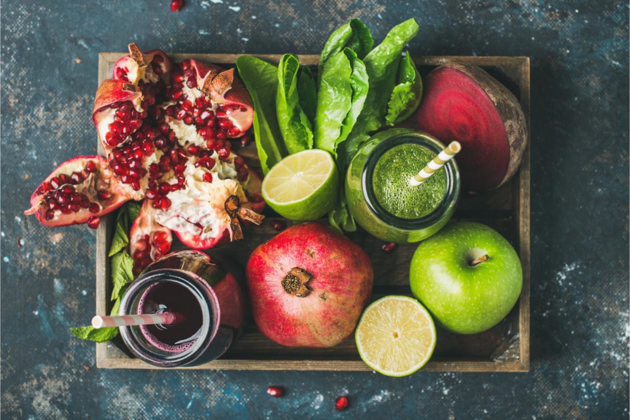 食療能夠增強抵抗力!