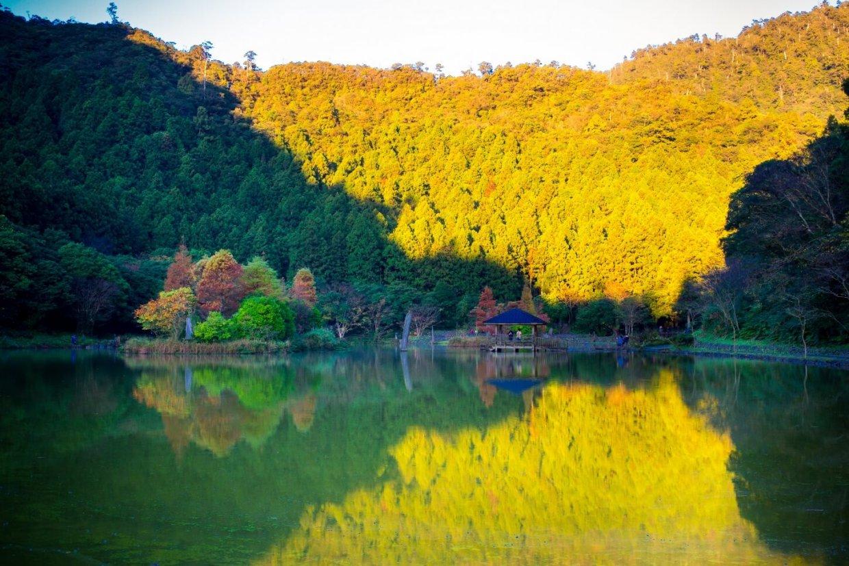 明池環湖森林步道
