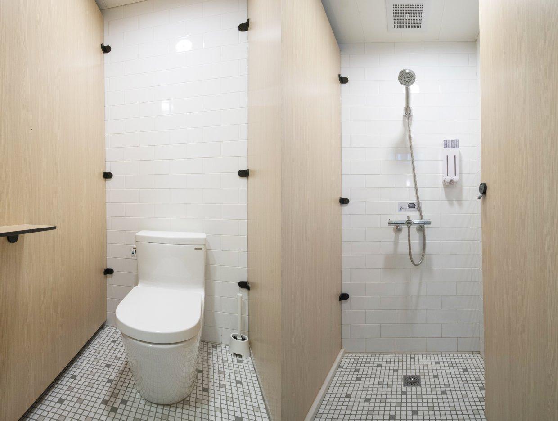 夾腳拖的家-長安122 共用衛浴