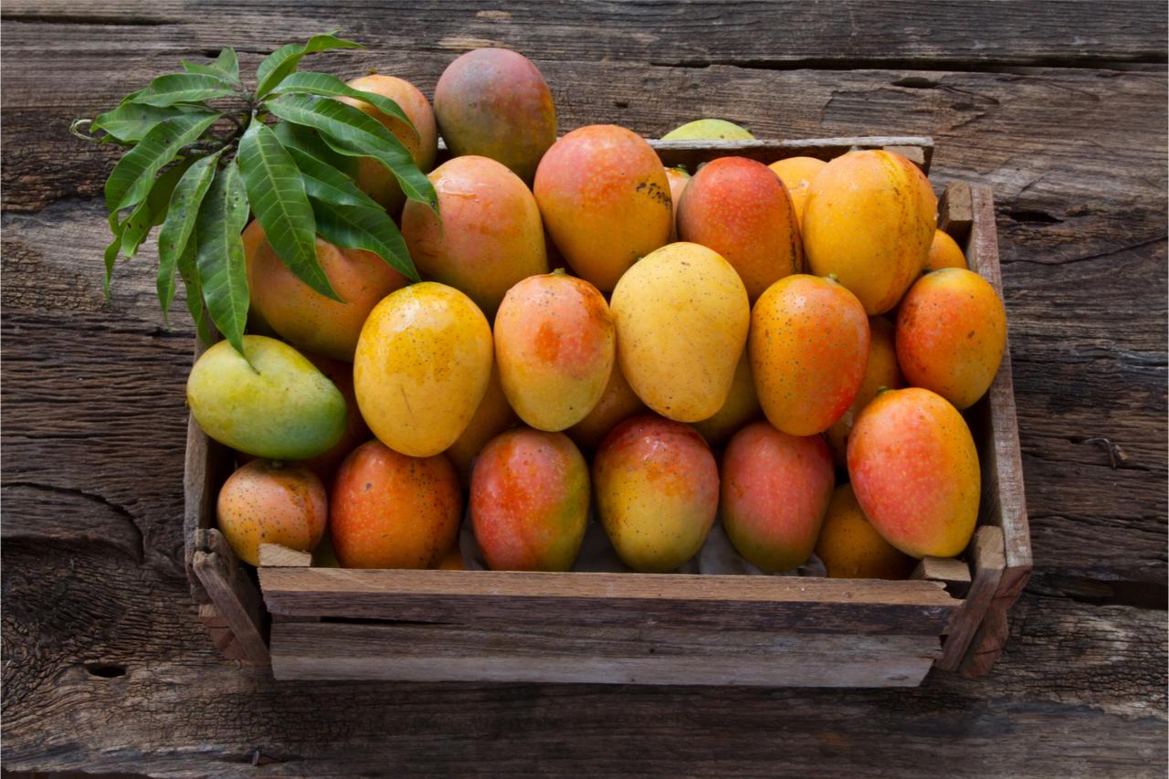 新鮮的水果就是有果粉~