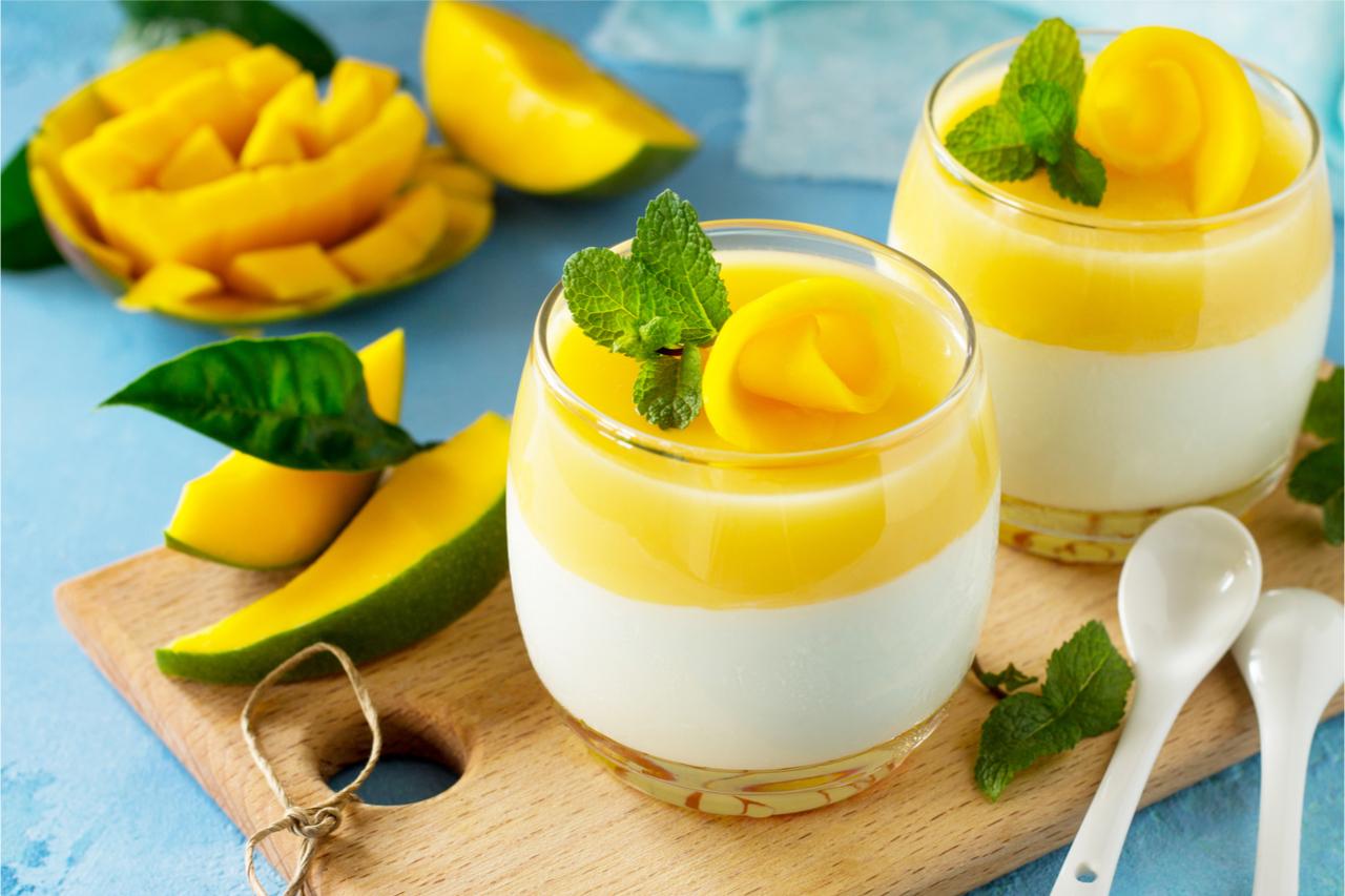冰過的芒果要趕快吃!
