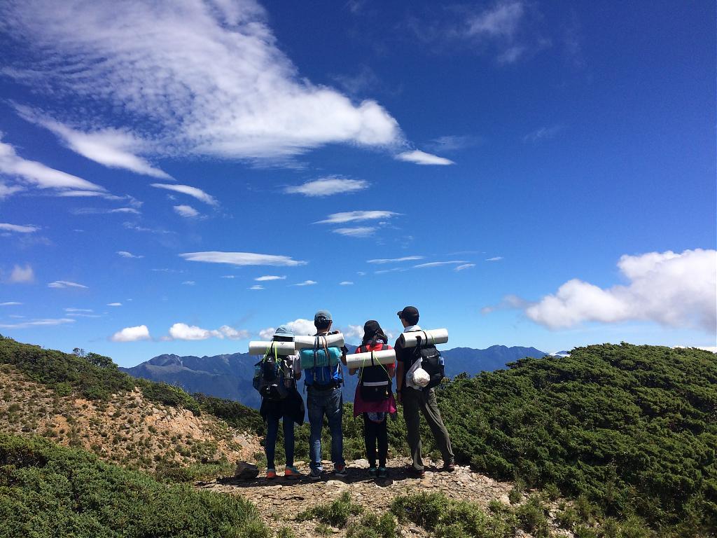合歡群峰:登山新手也能登百岳!合歡山登山路線&準備全攻略