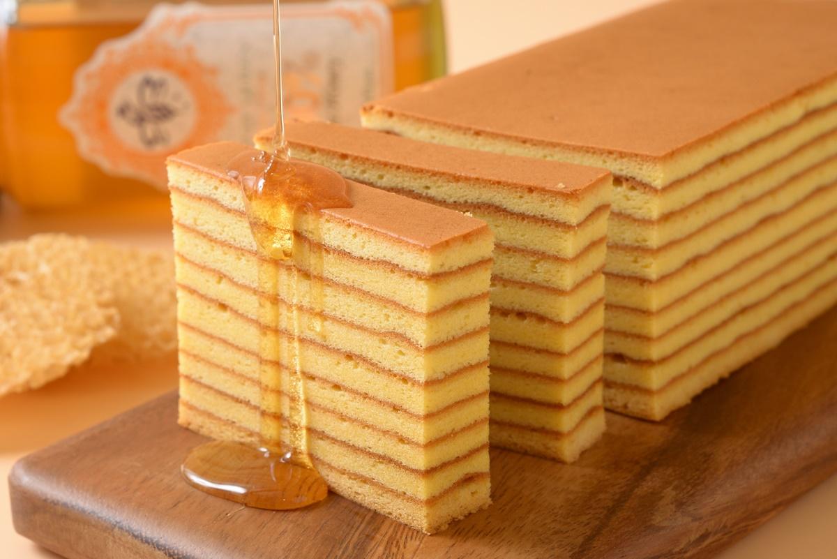 【圖九】《蜂蜜皇后》日式蜂蜜千層蛋糕