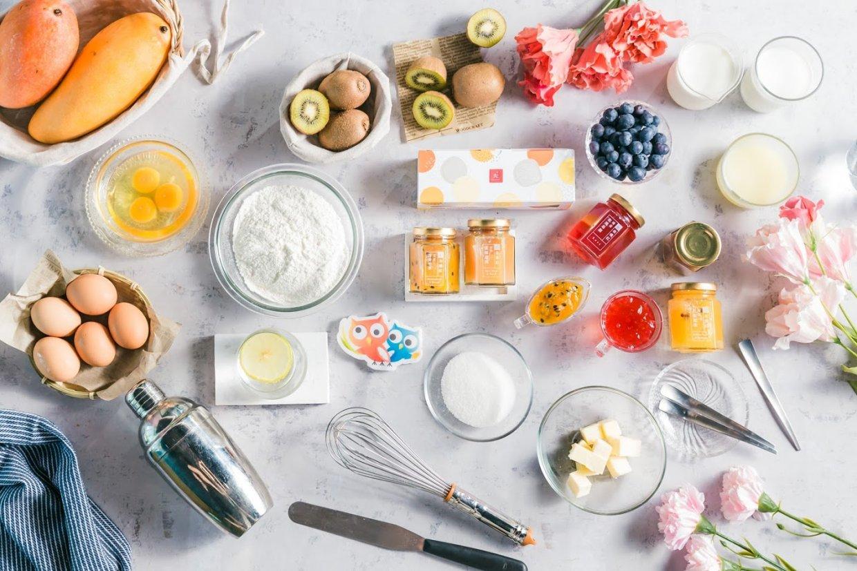 【自煮防疫】奧丁丁市集攜手在欉紅當家主廚 分享母親節創意料理食譜