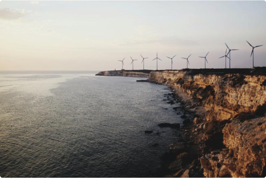 怎麼拍都美!全台風車景點TOP10,風力發電區也能成為超夯美拍地