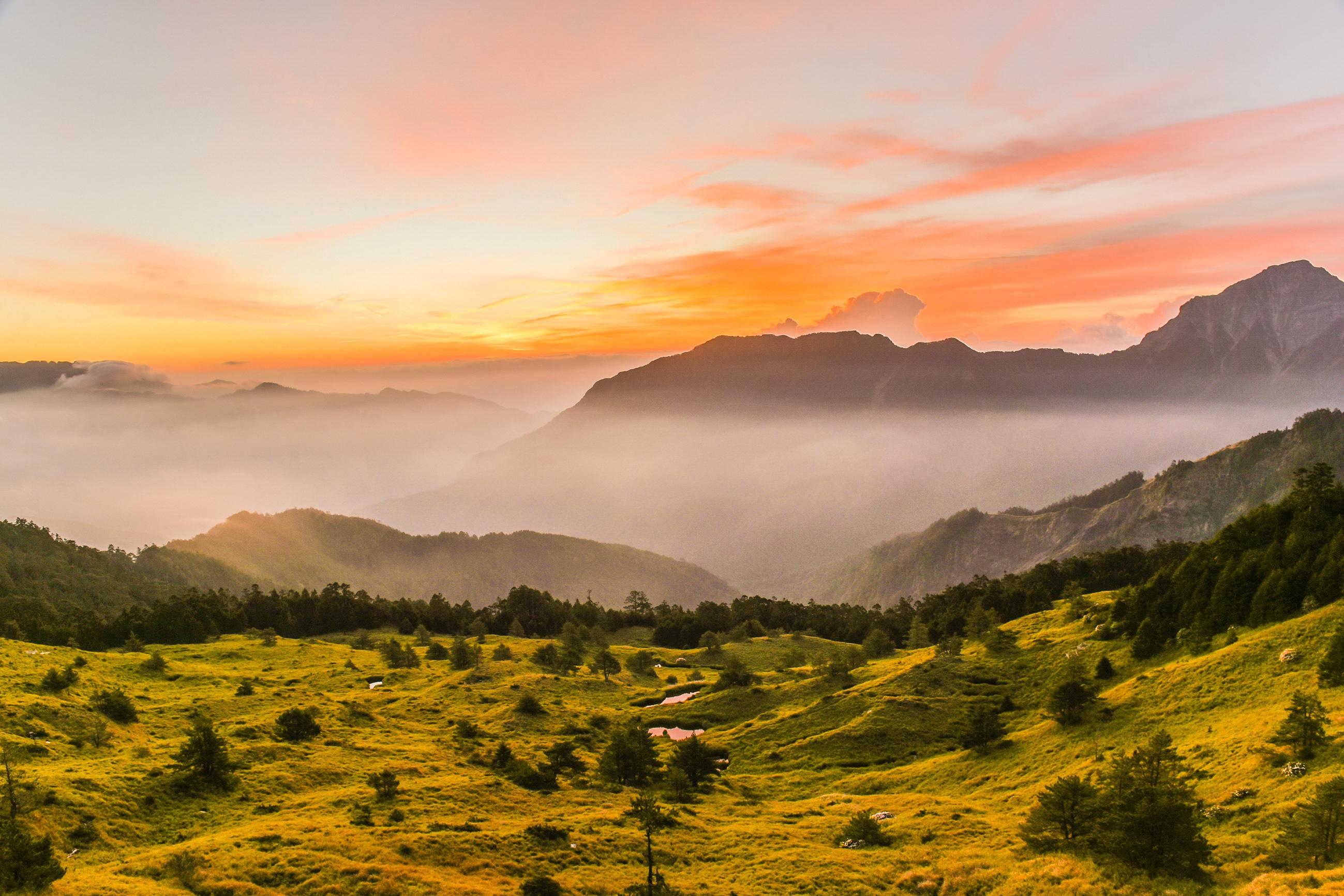 奇萊南華山-百岳新手路線推薦|奇萊南華山登頂攻略看這篇!