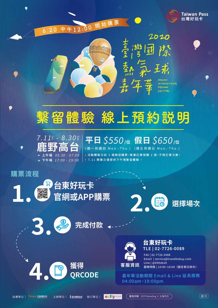 【懶人包】2020台東熱氣球節|熱氣球嘉年華日期、怎麼去、怎麼玩