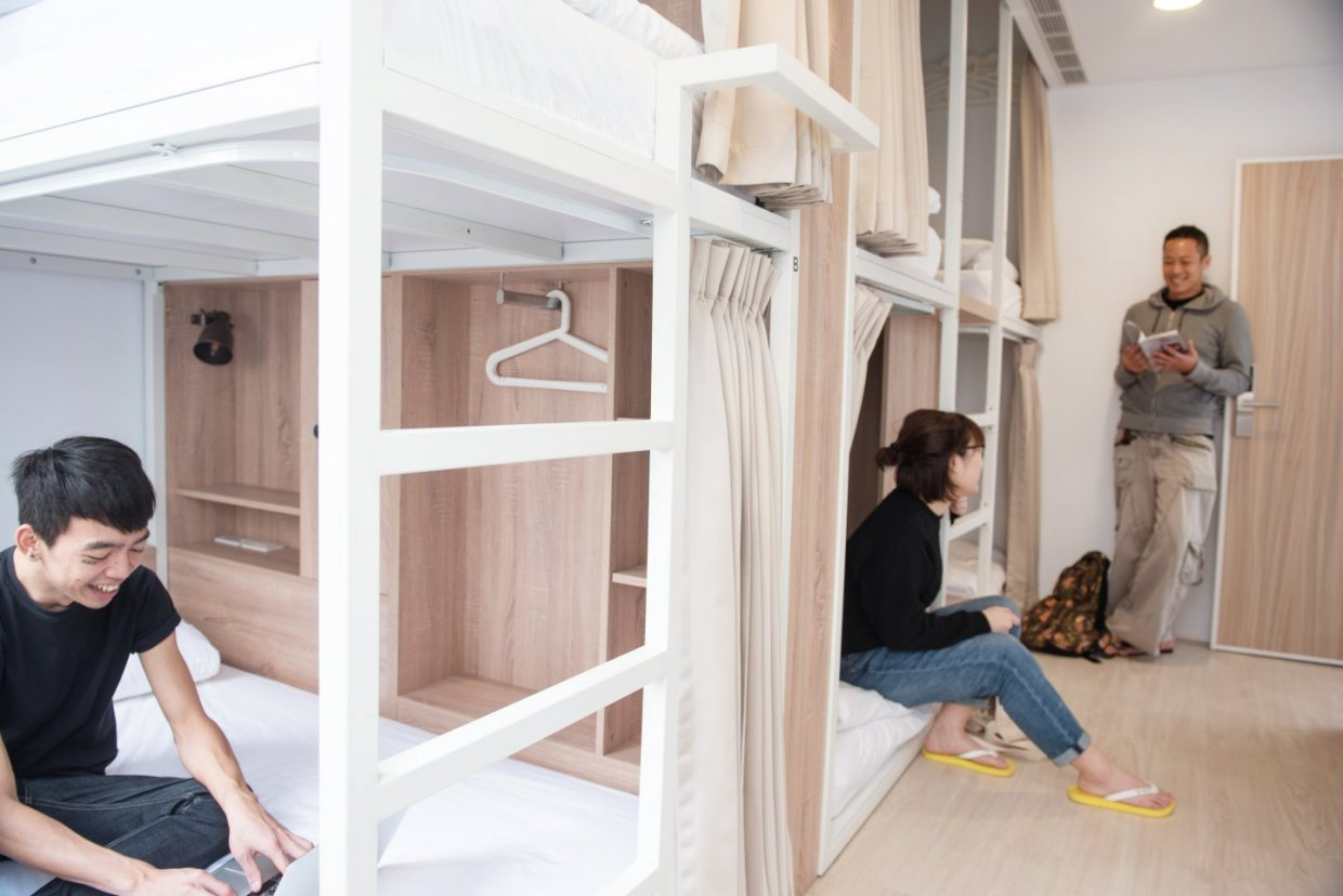 6 Bed Mixed Dormitory Shared Bathroom 04 1 1440x961