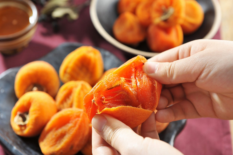 柿子品種-澀柿品種