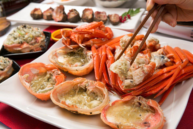 吃螃蟹不可過量