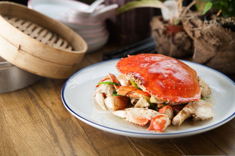 不只懂吃更要懂料理螃蟹