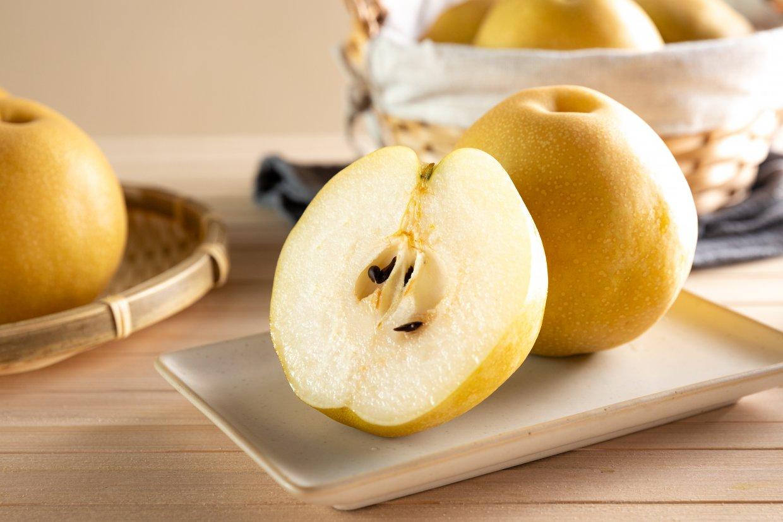 秋天食材 水梨