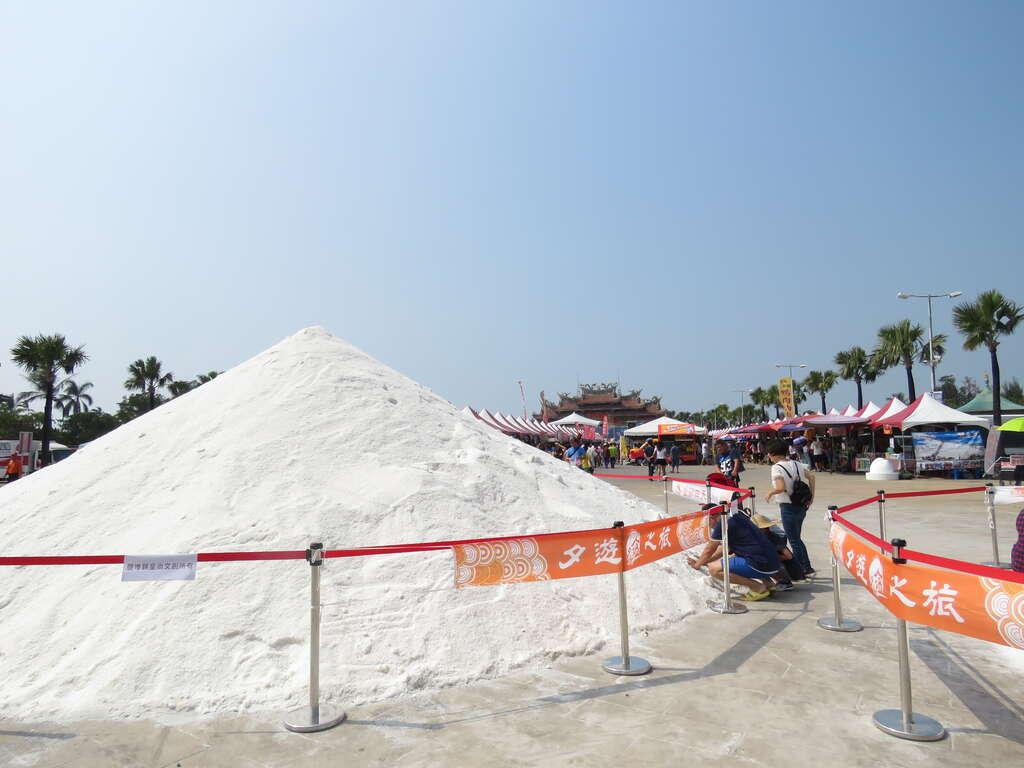 2020鯤鯓王平安鹽祭|找回台灣的鹽業文化 重現鹽田風光與在地信仰