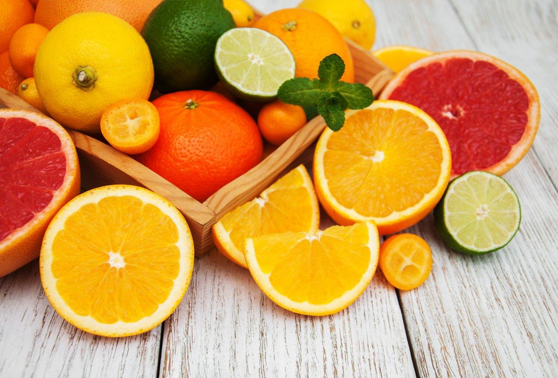 台灣各式柑橘