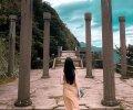新北|日治時代遺留下的古老神社!空靈感十足的黃金神社