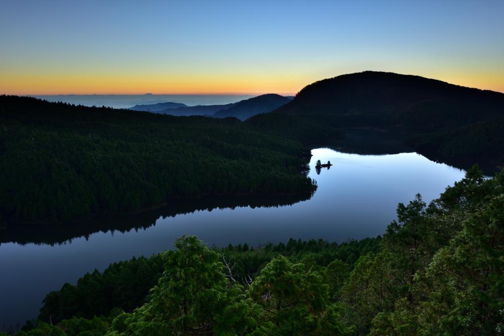 太平山翠峰湖必訪4景點 走進翠峰湖環山步道,一睹全台最大高山湖