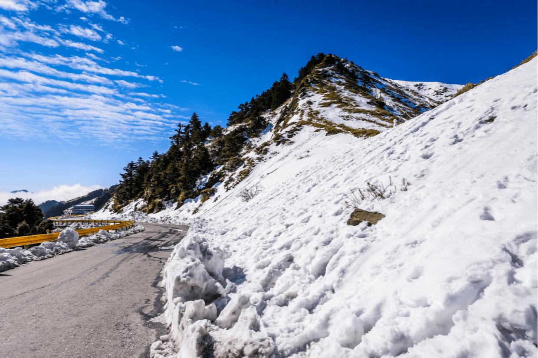 全台賞雪景點大蒐集|寒流來襲準備出發囉!台灣各大賞雪景點推薦