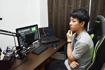【第4回】競馬のオタク訪問 ~競馬YouTuber 坂上明大さんのお部屋~