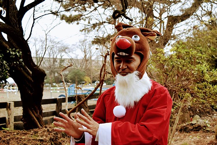 クリスマスホースフェスタ 広田龍馬選手