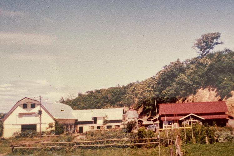 川越ファームの歴史