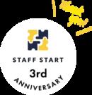 3rd anniversary icon