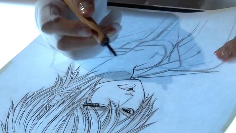 ケダモノ彼氏を描く藍川さき先生