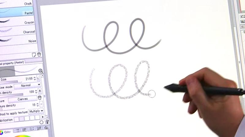 デジタルのペンの種類