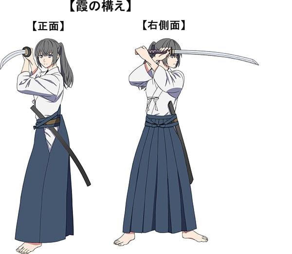 刀の描き方講座!日本刀を持つポーズや構造を解説 お絵かき ...