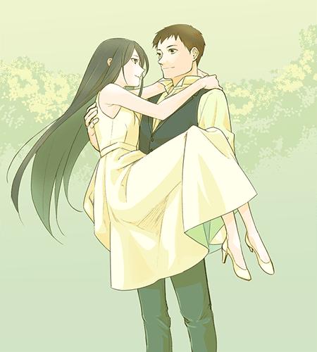 お姫様だっこ