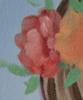 花びらを描く