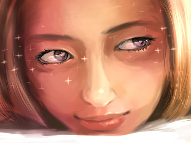 目の描き方 イラストbyなおみ