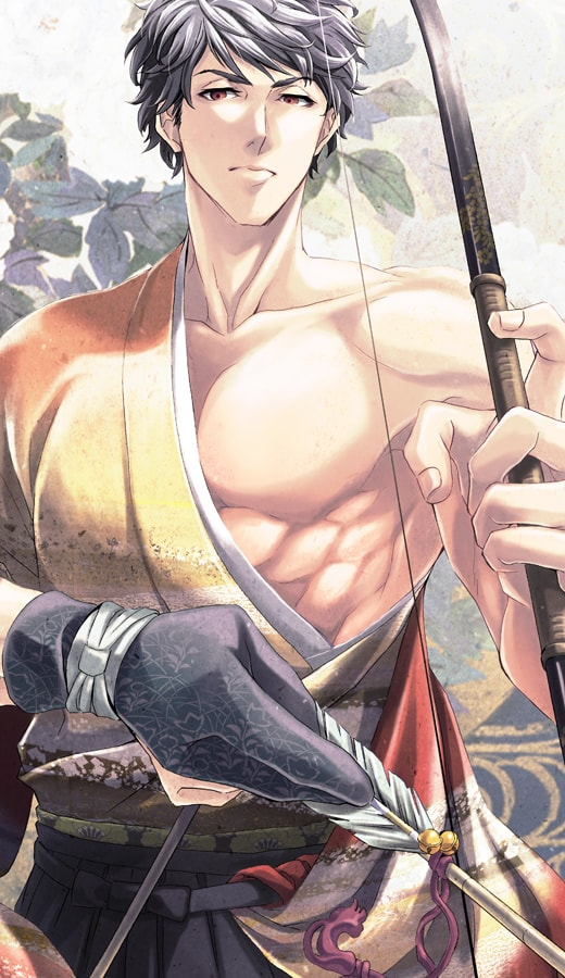 男性の上半身の筋肉の描き方