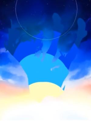 空の背景を調整する