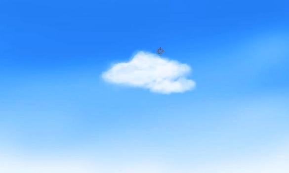 雲の描き方