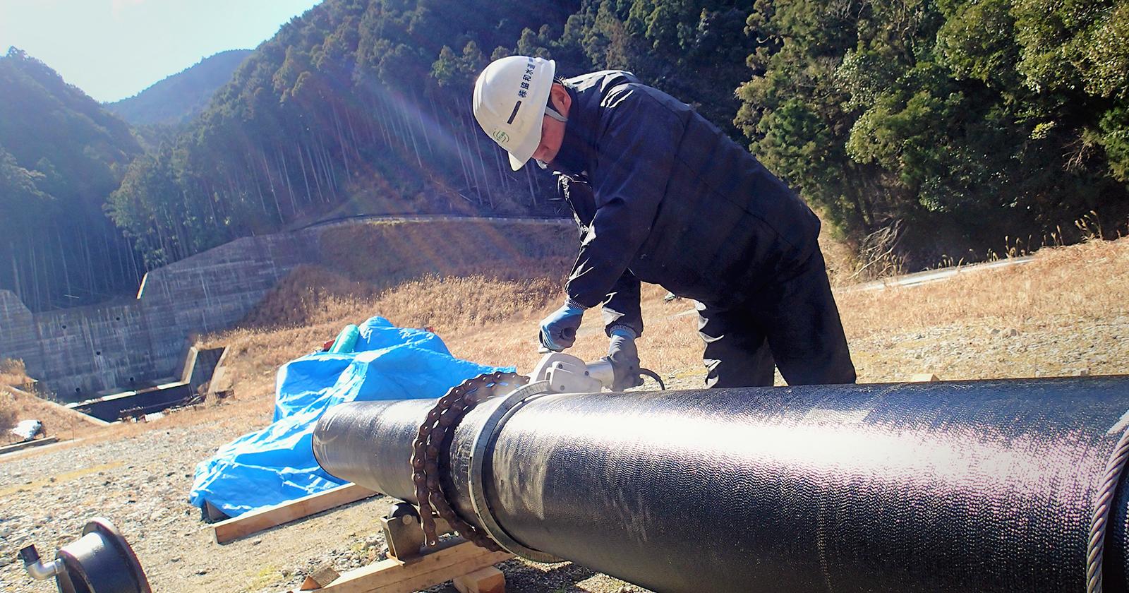 住宅設備から公共設備まで水のプロフェショナル集団