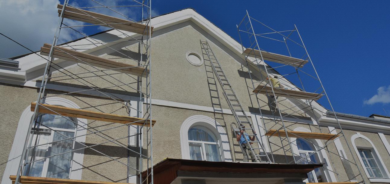すべて自社施工!塗装工事のエキスパート