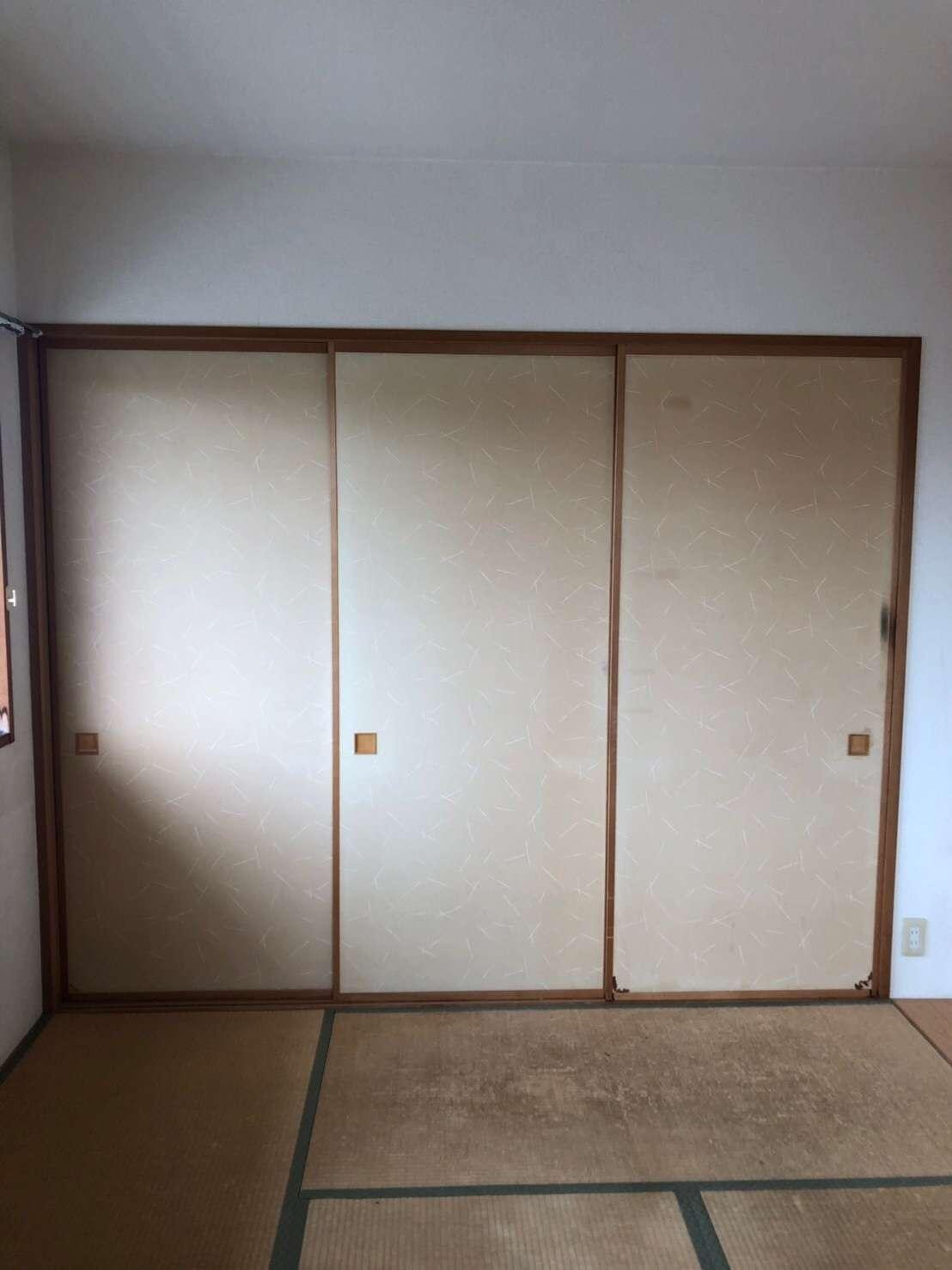 静岡 和室 襖 壁紙 クロス 張り替え クロス張替え 内装工事