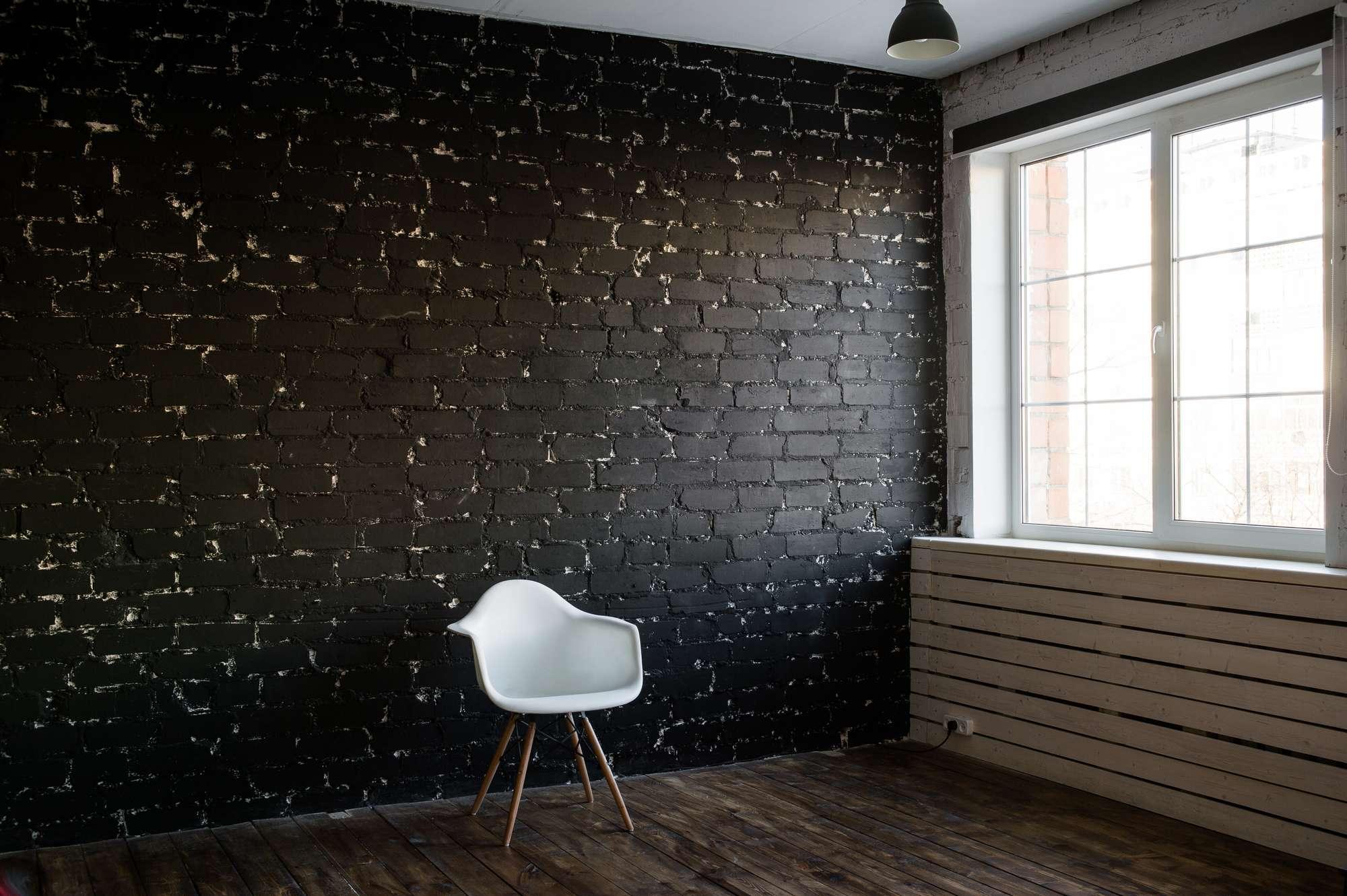 レンガ調の壁紙を導入しませんか カラーリング次第でどんな雰囲気も演出 千葉県柏市のデザインリフォームとリノベーションはタカネザワナイソウ工業