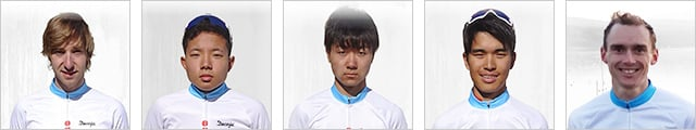 山中湖サイクリングチーム