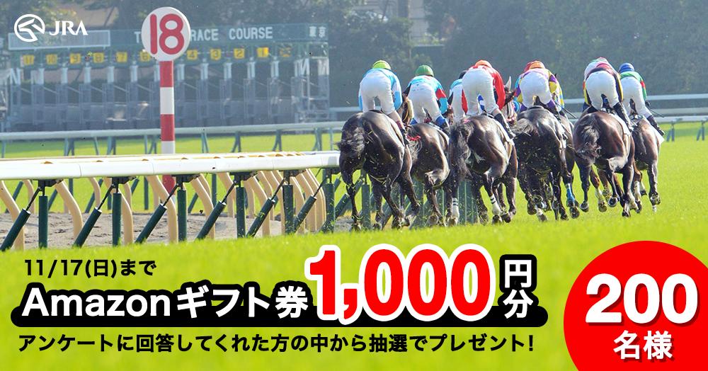 【200名様】アンケートに答えてAmazonギフト券1000円分を当てよう!キャンペーン