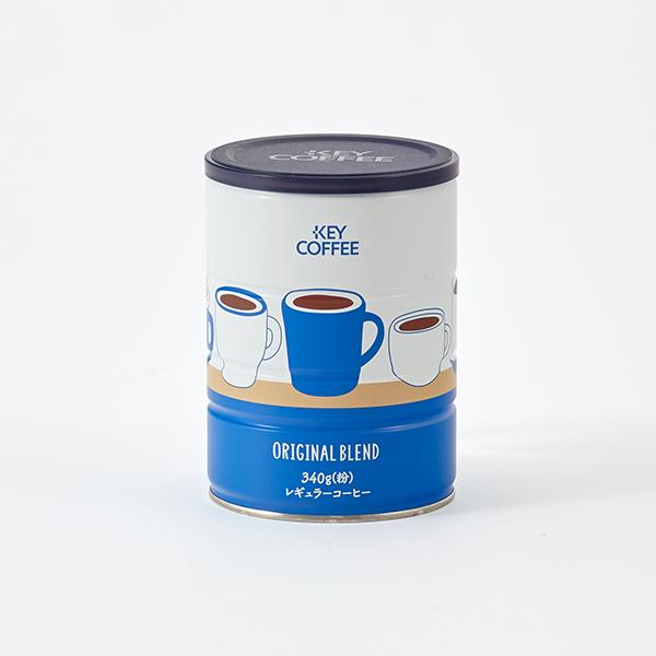 KEY COFFEE オリジナルブレンド缶