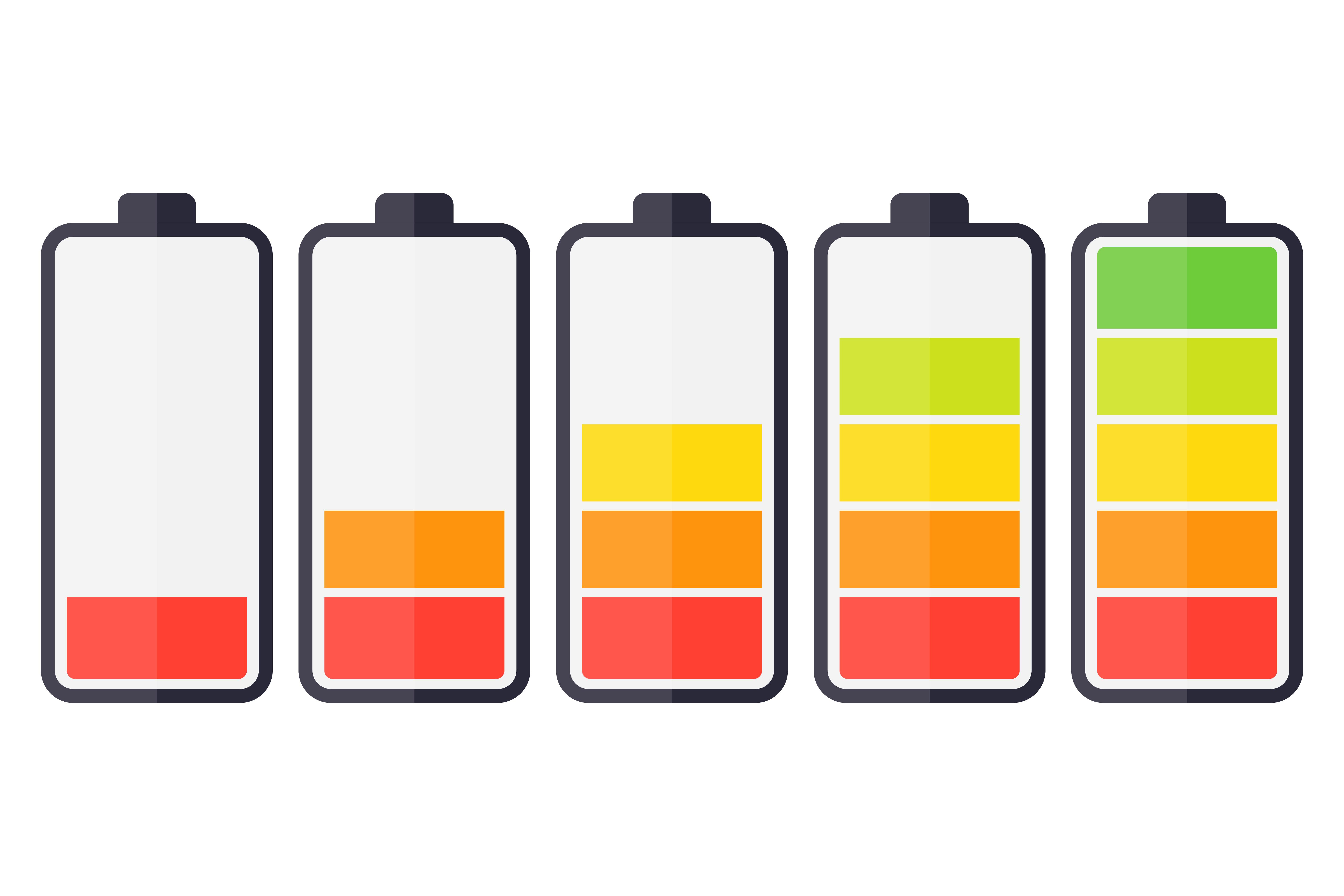 スマホの充電の減りが早いと感じた時に確認すべき原因と対策